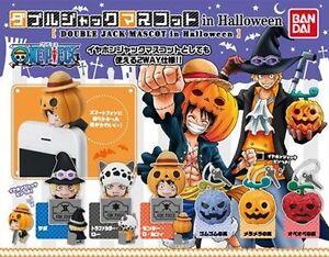 Bandai Naruto Shippuuden Double Jack phone plug Mascot Figure