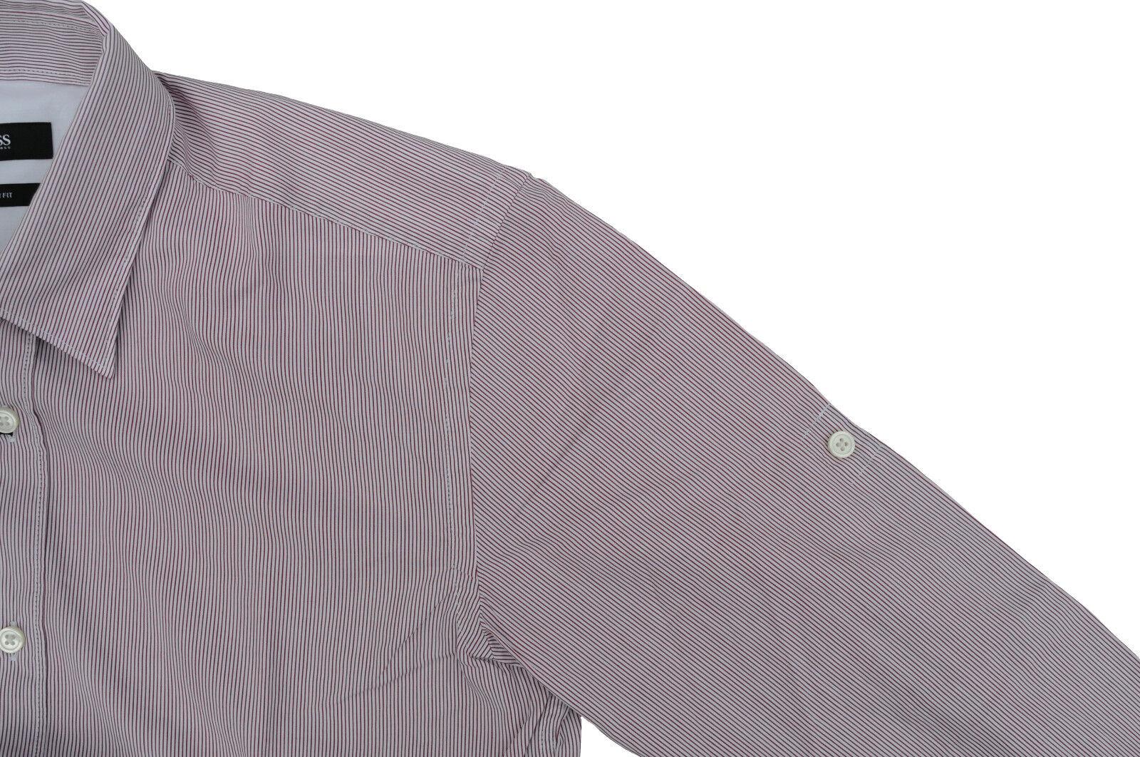 NEU gr. M HUGO BOSS ROG ROG ROG HEMD SLIM FIT MED-rot  50369555 | Genial  0c1586