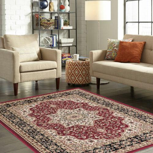 Non Slip Large Area Rugs Living Room Carpet Mat Hallway Runner Rug Bedroom Mats