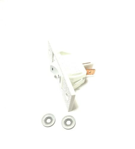 Details about  /Jenn Air Replacement 2 Wire Fan Switch W 2 Push Nuts 703664 White Color Y703664