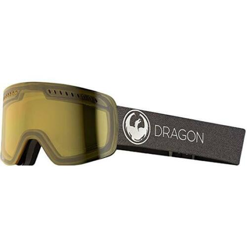 """BRAND NEW Dragon /""""NFXs/"""" SN-17036 Echo Transitions Yellow Goggles"""