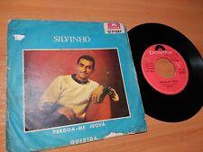 Silvinho PERDOA-ME JEOVA / QUERIDA vinyl 7/45 single from ANGOLA
