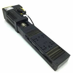 Parker-HS02-Linear-Stage-Actuator-Ball-Screw-Servo-Motor-Length-50mm-S-2mm