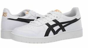 ASICS Tiger Size 8 M JAPAN S White Leather Sneakers New Womens Shoes