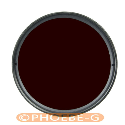 82mm 82 mm Infrared Infra-Red IR Filter 850nm 850