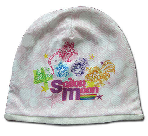 b2a2750647f Beanie - Sailor Moon - Scouts Rainbow Sublimation Cap Hat Anime Ge88099 for  sale online