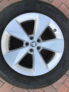 """JAGUAR E-PACE DYNAMIC F-PACE TODOTERRENO 18"""" SPARE ALLOY WHEEL RIM 8Jx18 IS45 #1"""