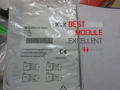 Fst  IM12-04NCP-ZW1 IM1204NCPZW1 SICK NEW IN BOX free shipping