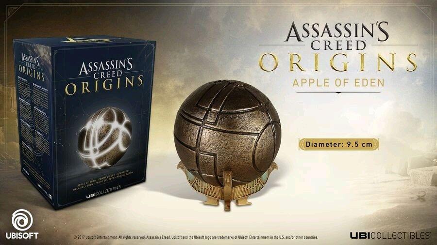 Assassin's Creed  Origins - Eden Apple 1 1 Scale Replica