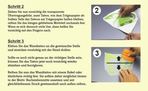 "Wanddeko Aufkleber Flur Tür Wandtattoo /""Welcome/"" Wandsticker Wandaufkleber"