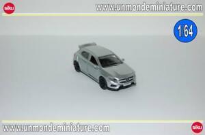 Mercedes-Benz-GLA-45-AMG-Silver-SIKU-SI-1503-Echelle-1-64-NEWS-MARS-2018