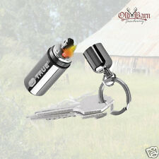 TRUE UTILITY FIRESTASH KEY RING MINI REFILLABLE LIGHTER TU262