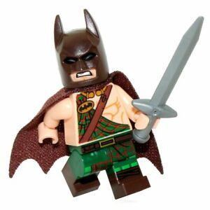The-LEGO-Batman-Movie-Tartan-Batman-Minifigure-Rare-Exclusive-w-Sword