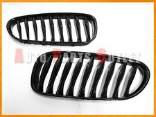 Sporty Gloss Black Front Kidney Grille Grill Fit For 03-08 BMW E85 E86 Z4