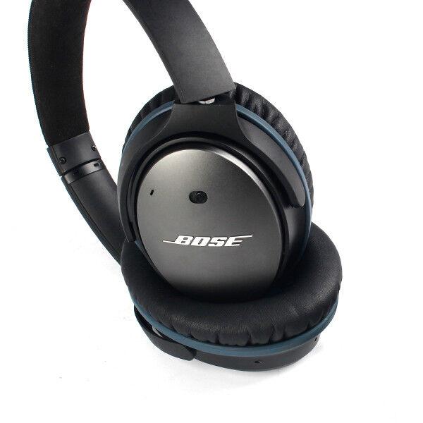 Bose QuietComfort QC25 Noise Cancelling Headphones - Black