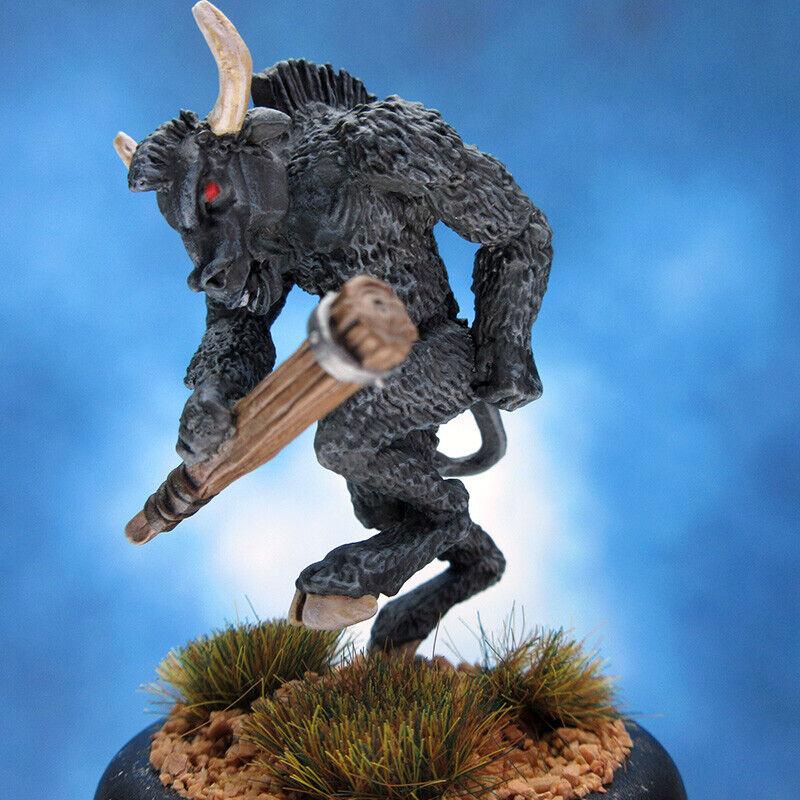Painted RAFM Miniatures Savage Minotaur