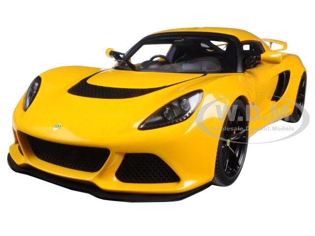 nuevo sádico Lotus Exige S S S Amarillo 1 18 Auto Modelo De Autoart 75382  orden ahora con gran descuento y entrega gratuita