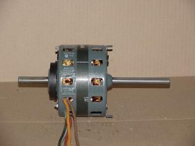 FASCO 7124-0823//D-894 1//6HP ELECTRIC MOTOR 277 VOLT//1650 RPM SINGLE SHAFT 87759