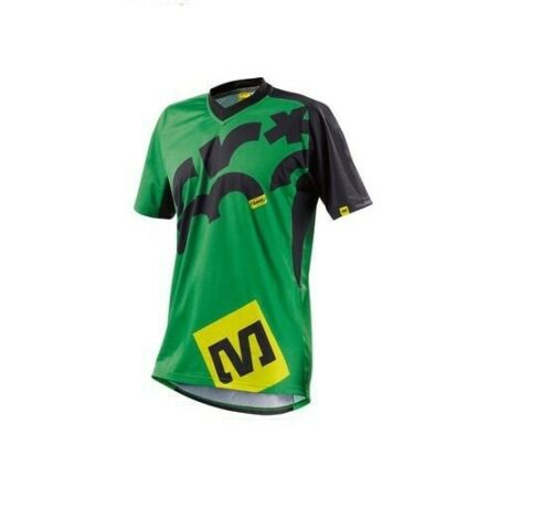 Short Sleeve Downhill men Jersey Mountain Bike T-shirt MTB DH Maillot cycling
