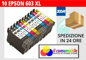 10-Cartucce-compatibili-603xl-EPSON-Epson-WorkForce-WF-2810-XP4105