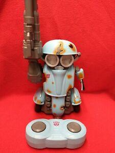 Transformadores-Autobot-ultimo-Caballero-Hasbro-sqweeks-RC-Robot-Radio-Control-De-Juguete-genial