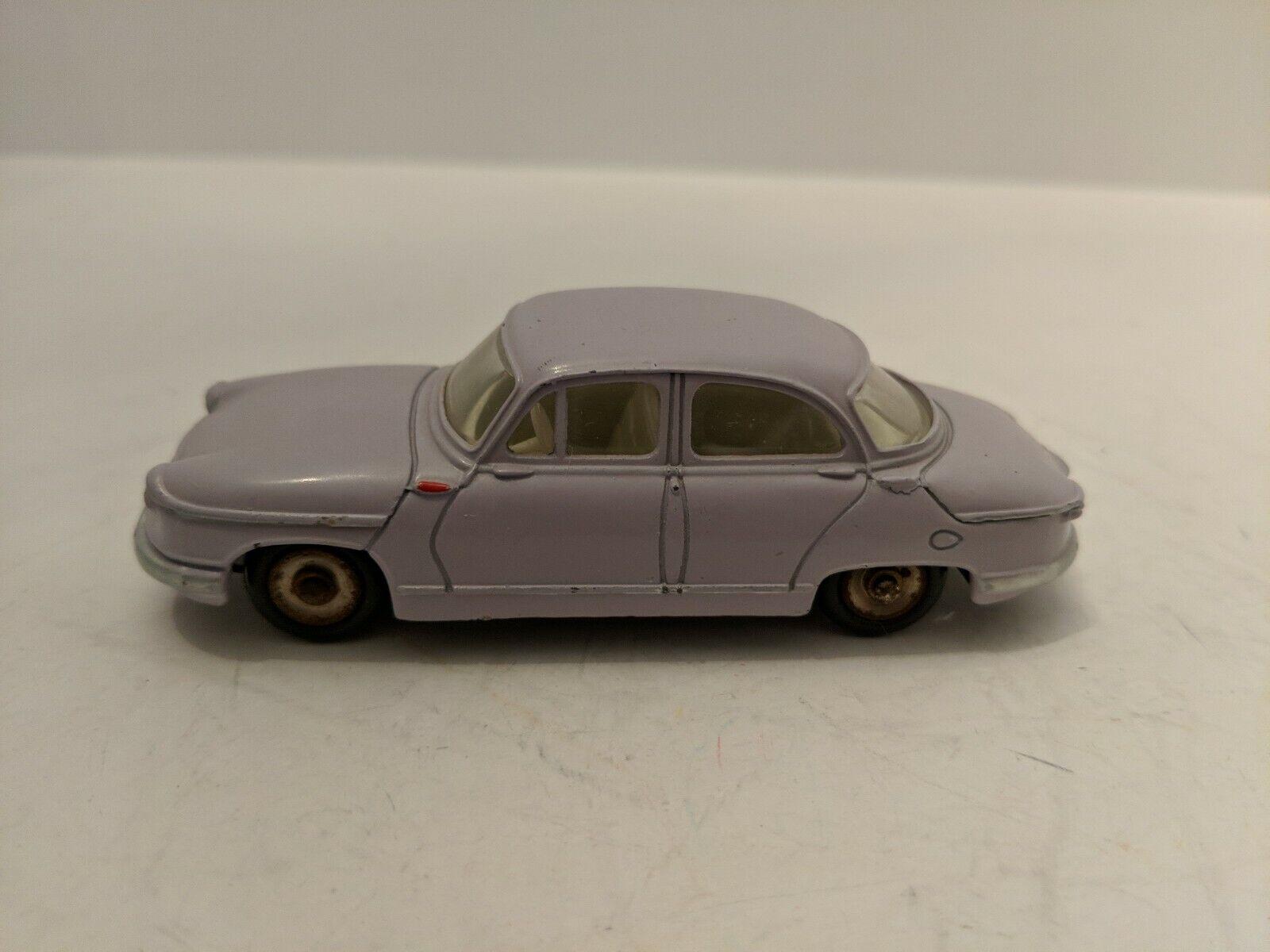 Dinky Toys 547 Panhard PL17  1960-1969 Car, lavender Coloreee