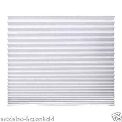 IKEA Schottis 90x190 cm blanc Store pliss/é