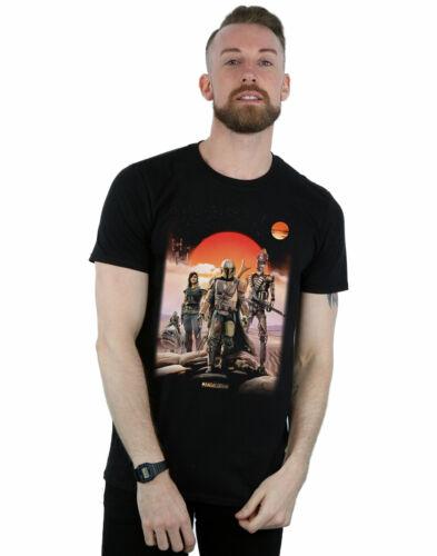 Star Wars homme les Mandaloriens Warriors T-Shirt