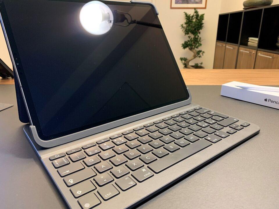 Ipad Pro 3  (4G) /512 gb inkl. Slim folio tasta...