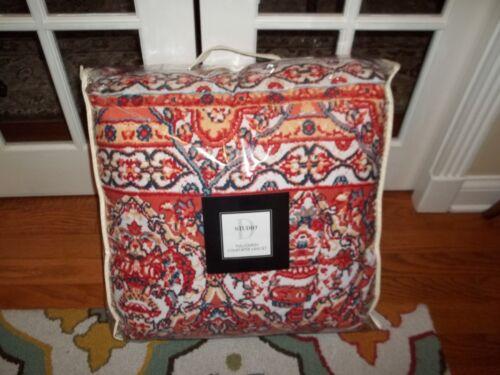 NIP Studio D Imari Medallion Full/Queen Comforter Set 3pc