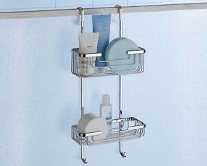 Portasapone porta oggetti appendibile vasca box doccia 2 - Porta saponi doccia ...
