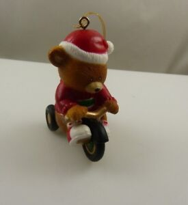 teddy-bear-on-tricycle-vintage-Christmas-ornament-xmas