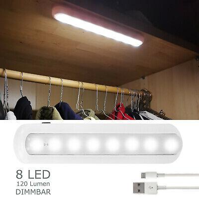 Led Lichtleiste Kabellos : led unterbauleuchte lichtleiste schrankleuchte k chenlampe ~ Watch28wear.com Haus und Dekorationen