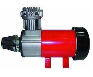 Boss Air PX07 3/4HP 3.5CFM compressor 100% duty cycle