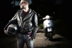 How to Clean a Leather Motorcycle Jacket