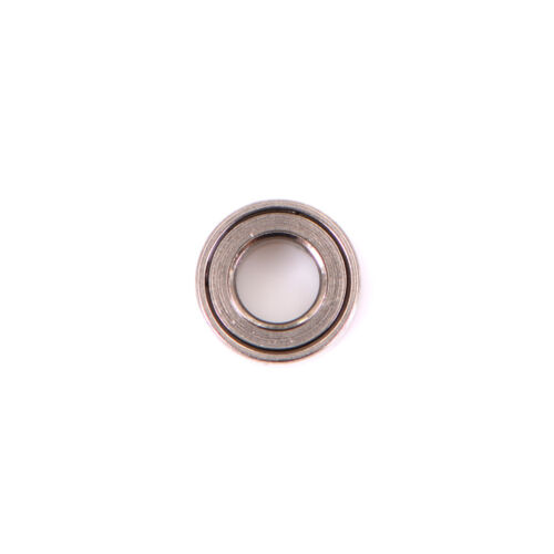 10Pcs Mini Bearing Steel Bearing Rolling Ball Bearings MR63ZZ 3X6X2.5mm  Gut