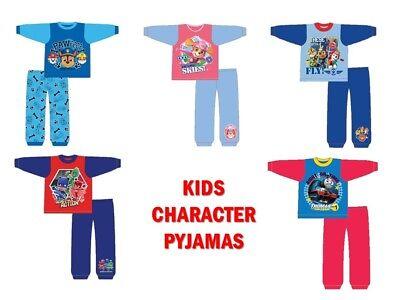 Bambino Baby Boys Girls Personaggio Pigiama Abbigliamento Da Notte Nightwear-disney- Prezzo Basso