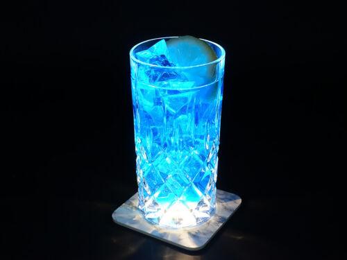 Ginliebhaber INTERLUXE leuchtend LED Untersetzer Aller guten Dinge sind dry