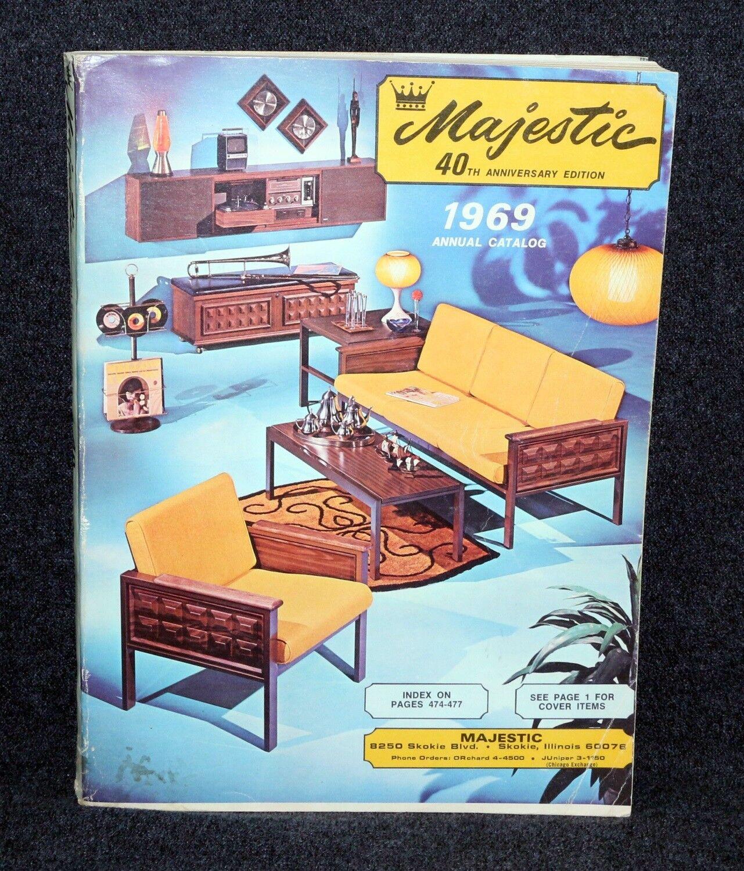 Majestic Warehouse 1969 Catalog Captain azione GI Joe Barbie Kiddles