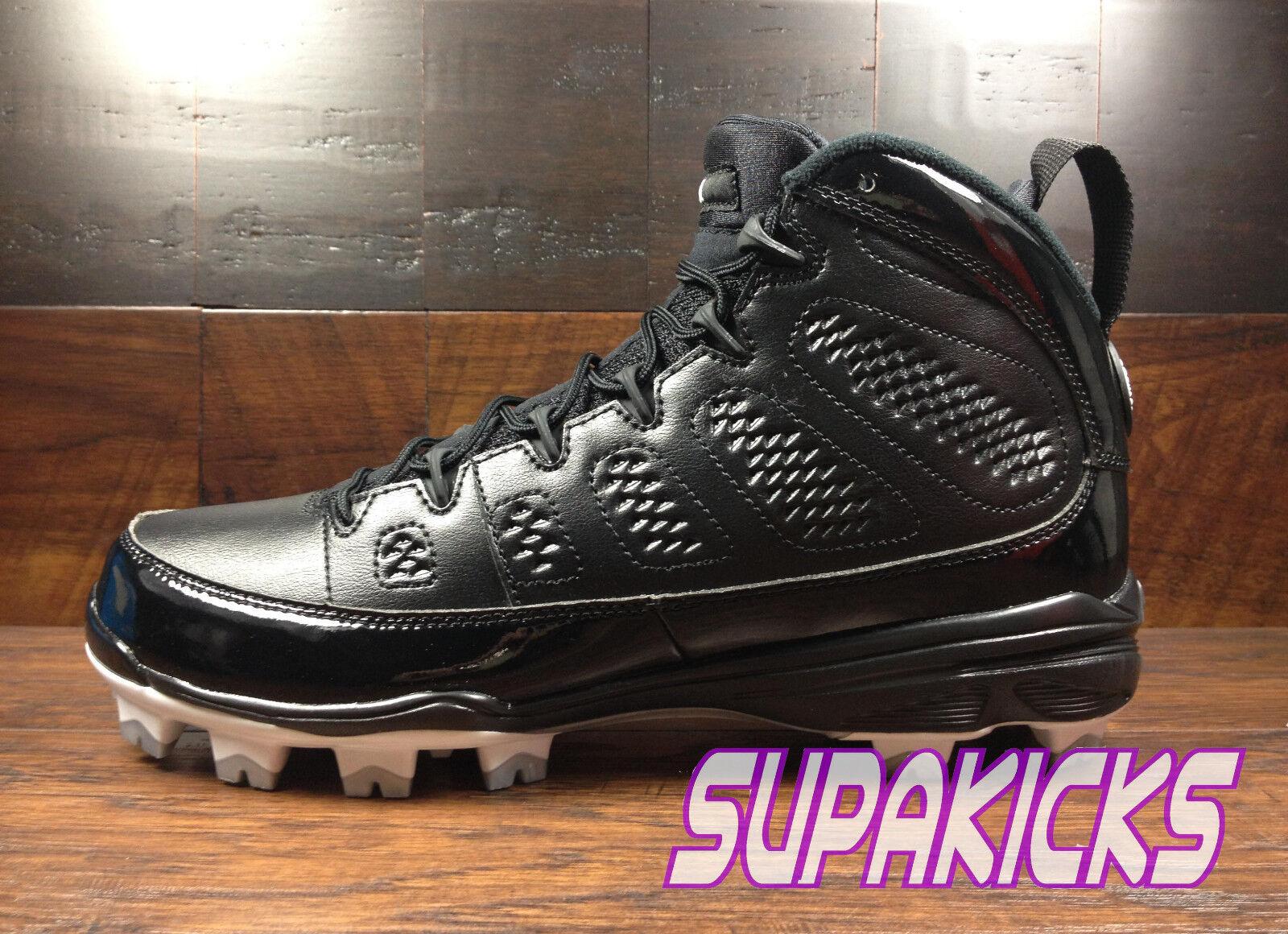 sports shoes 1d21f eb0ca ... new zealand 2018 air jordan ix 9 mcs re2pect descuento béisbol negro blanco  descuento re2pect hombre