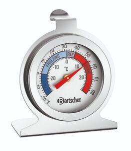 Tiefkühlschran<wbr/>k Kühlschrank Tiefkühltruhe Gefrierschrank Thermometer Edelstahl