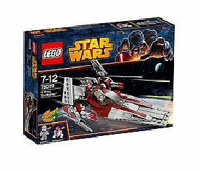 Lego star wars V-wing Starfighter (75039) Neuf New retraité