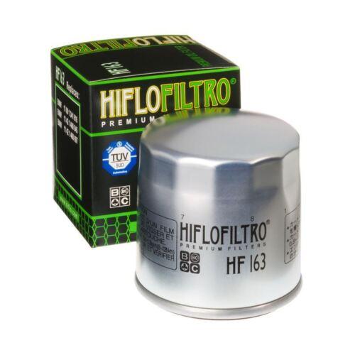 Hiflofiltro HF163 Premium Oil Filter to fit BMW K1200 RS 1997-2004