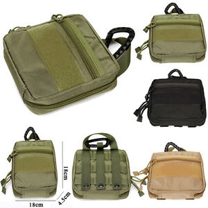 Image Is Loading 1000d Molle Tactical Military Edc Utility Tool Bag