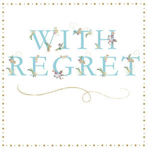 Regret-Card-034-Flower-Design-034-Square-Size-4-75-X-4-75-Inch-EFRE170
