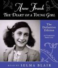 Anne Frank: The Diary of a Young Girl: The Definitive Edition by Anne Frank (Audio, 2010)