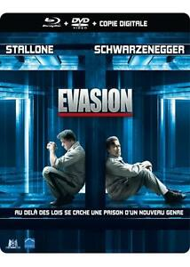 Escape-Plan-blu-ray-Steelbook-2-disc-set-NEW