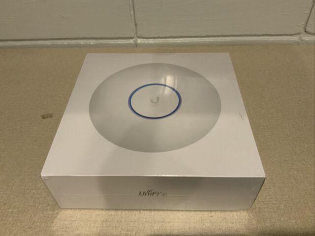 Ubiquiti UniFi WiFi 6 Access Point Long-Range U6-LR-US. New In Box. 05/20/21 Tes
