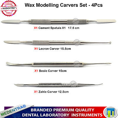 NEW JEWELLERS WAX CARVING OR PMC WORKING TOOLS SET OF 5