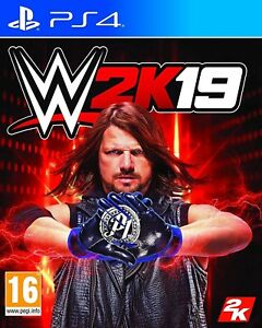 WWE 2K19 PS4 - W2K19 PLAYSTATION 4 - GIOCO EU - NUOVO